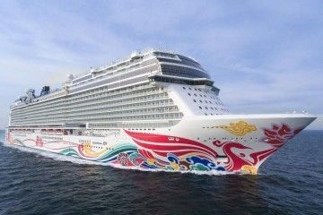 Le Norwegian Joy livré à Norwegian Cruise Line