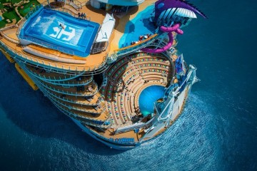 STX France : 3 semaines d'avance pour le Symphony of the Seas !
