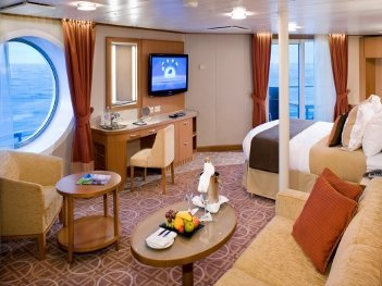 Celebrity Equinox | Cabine Junior Suite Balcon