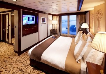 Celebrity Infinity | Cabine Suite Grand Standing