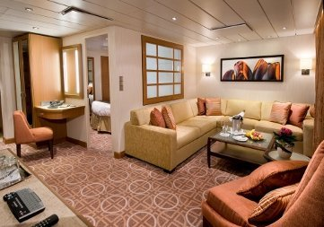 Celebrity Reflection | Cabine Suite