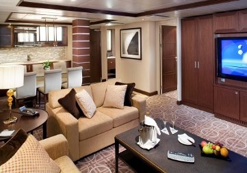 Celebrity Solstice | Cabine Suite Royale
