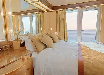 Cabine Junior Suite Balcon
