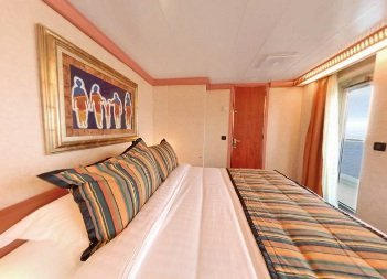 Costa Pacifica | Cabine Junior Suite Balcon
