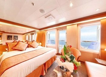Costa Pacifica | Cabine Suite
