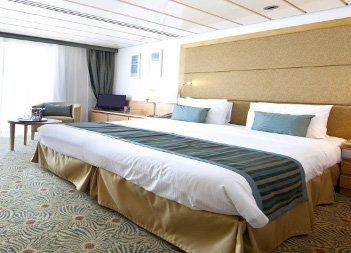 Horizon | Cabine Junior Suite Balcon