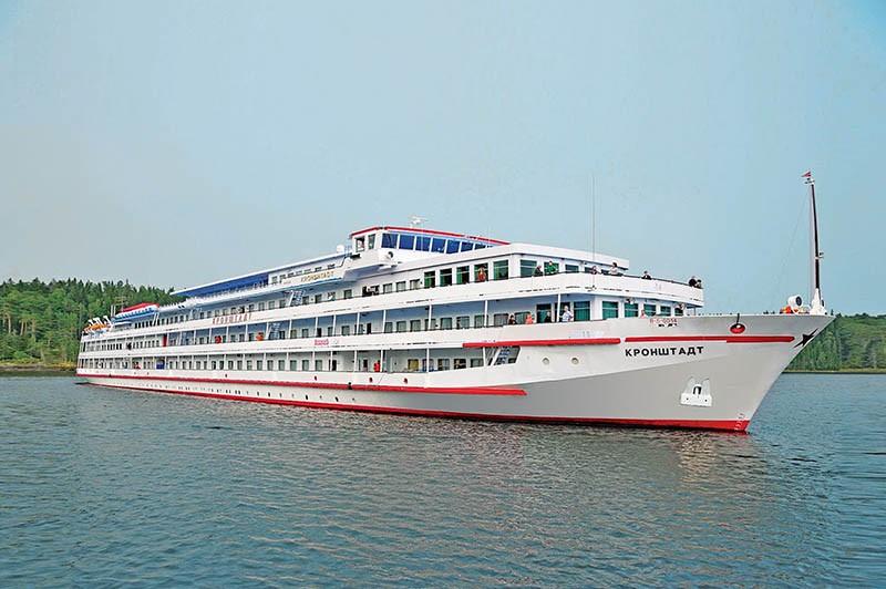bateau kronstadt