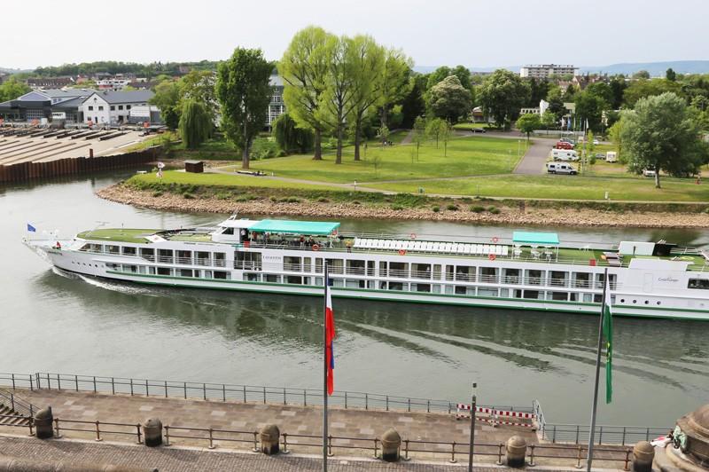 Navire Ms La Fayette De La Flotte Croisieurope Pr 233 Sentation