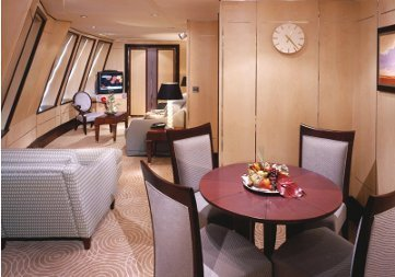 Queen Mary 2 | Cabine Suite Royale