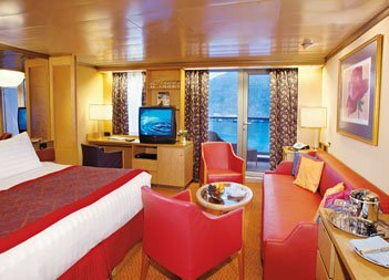 ms Oosterdam | Cabine Suite