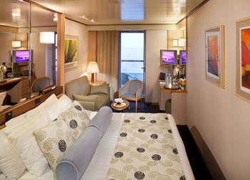 ms Veendam | Cabine Junior Suite Balcon