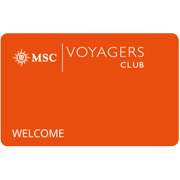 Voyager Club Welcome