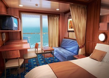 Norwegian Star | Cabine Junior Suite Balcon