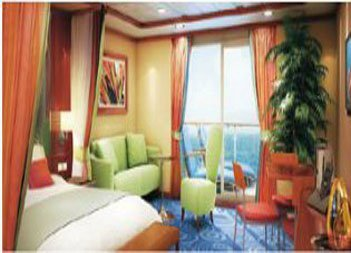 Norwegian Star | Cabine Suite