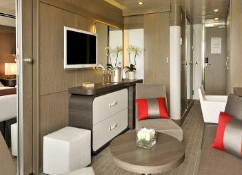 L'Austral | Cabine Suite Grand Standing