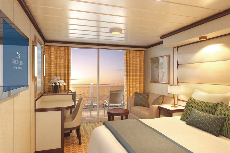 Regal Princess | Cabine Junior Suite Balcon