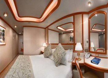 Ruby Princess | Cabine Junior Suite Balcon