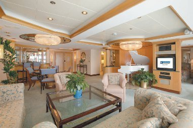 Enchantment of the Seas | Cabine Suite Royale