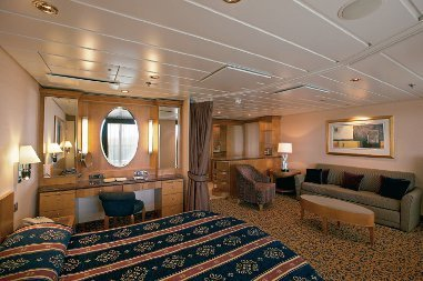 Enchantment of the Seas | Cabine Suite