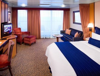 Jewel of the Seas | Cabine Junior Suite Balcon