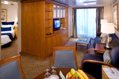 Jewel of the Seas | Cabine Suite Grand Standing