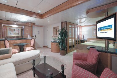 Mariner of the Seas | Cabine Suite Deluxe