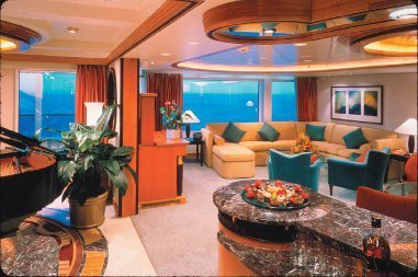 Mariner of the Seas | Cabine Suite Royale