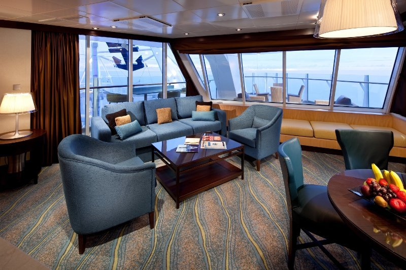 Oasis of the Seas | Cabine Grande Suite Deluxe