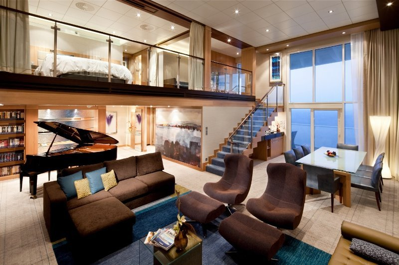 Oasis of the Seas | Cabine Suite Royale