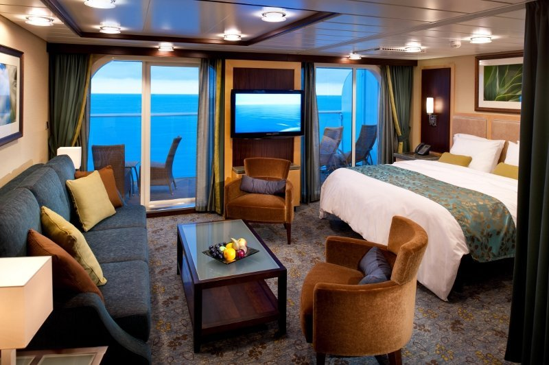 Oasis of the Seas | Cabine Suite