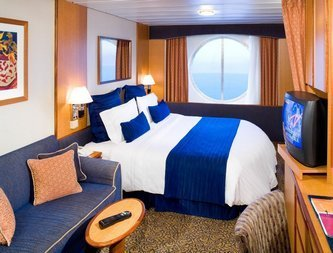 Radiance of the Seas | Cabine Extérieure