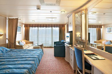 Rhapsody of the Seas | Cabine Junior Suite Balcon