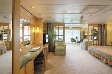 Rhapsody of the Seas | Cabine Suite