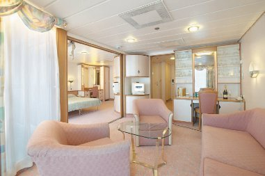 Vision of the Seas | Cabine Suite Deluxe
