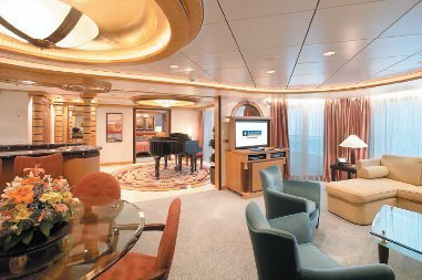 Voyager of the Seas | Cabine Suite Royale