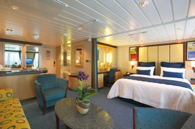 Voyager of the Seas | Cabine Suite