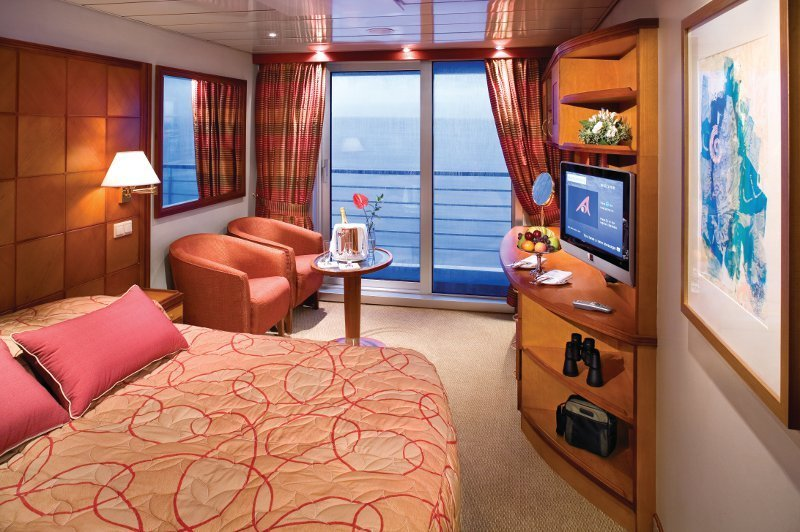 Silver Explorer | Cabine Junior Suite Balcon