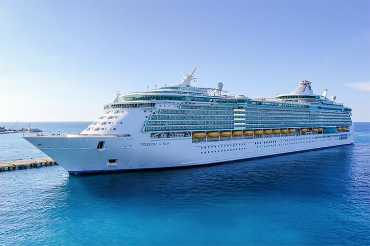 Le Freedom of the Seas de retour en Méditerranée