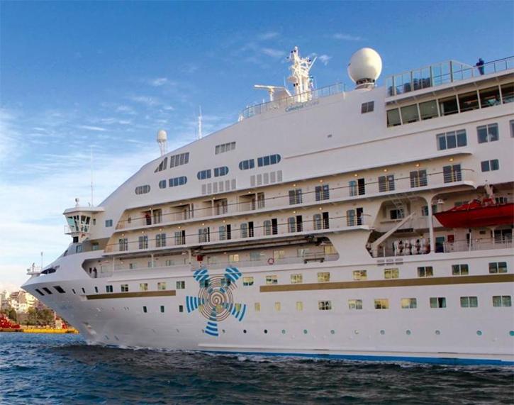 Un navire aux caraïbes pour Celestyal Cruises