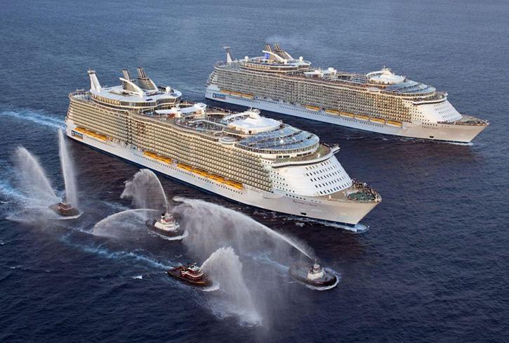 La compagnie Américaine Royal Caribbean vient de commander 3 nouveaux navires à STX France