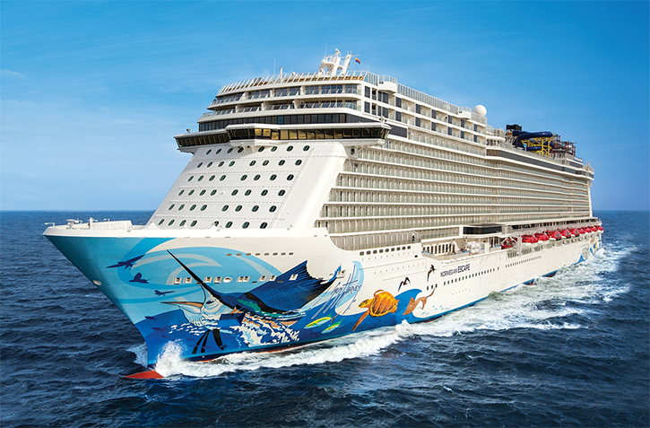 Norwegian Cruise Line lance son offre « Premium all inclusive » en France