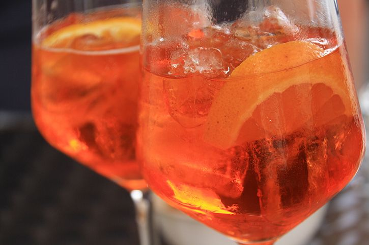 La Spritz mania s'invite sur les bateaux Costa