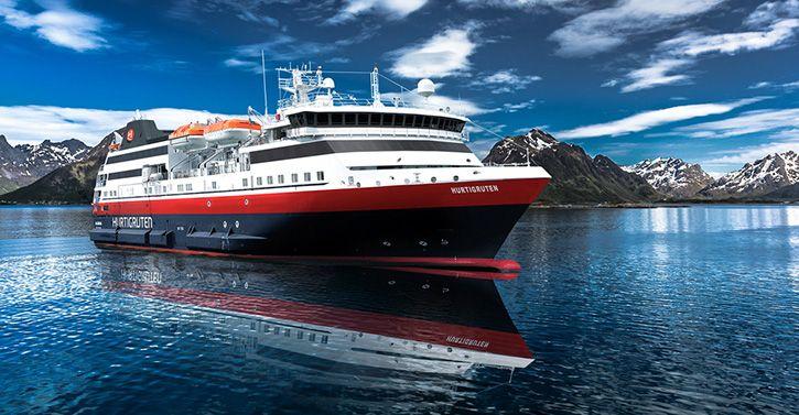 Nouveau navire pour Hurtigruten