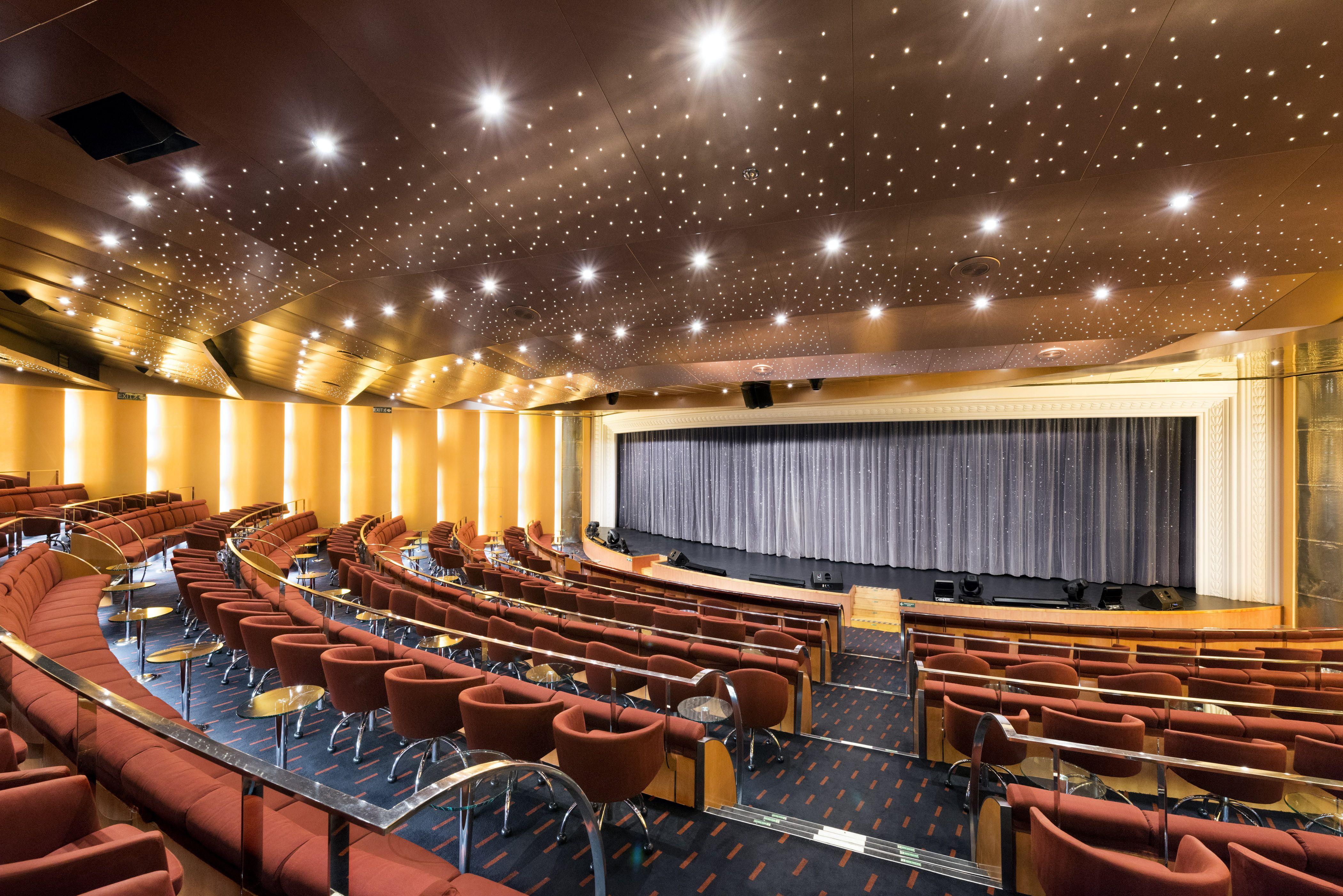 Théâtre MSC Armonia