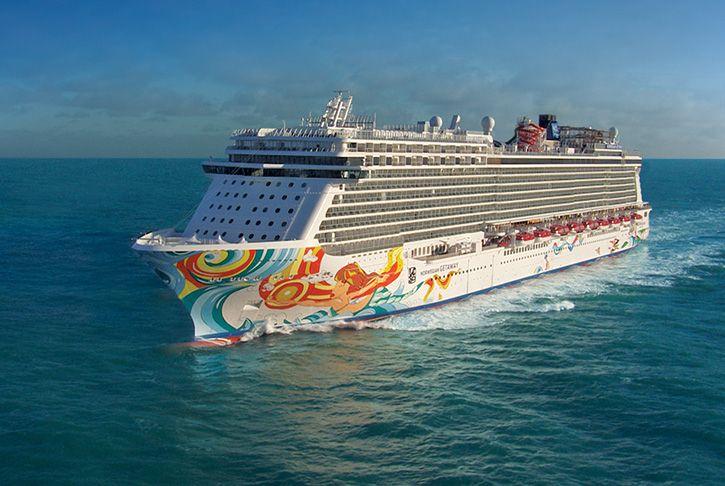 Les clients de Norwegian Cruise Line satisfaits du programme « Jeunesse »