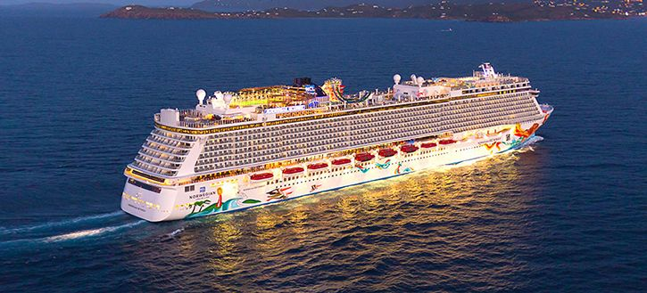 Norwegian Cruise Line se positionne en Europe du Nord