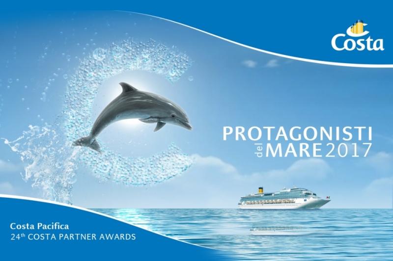 Costa Croisières: Lauréats de la mer 2017