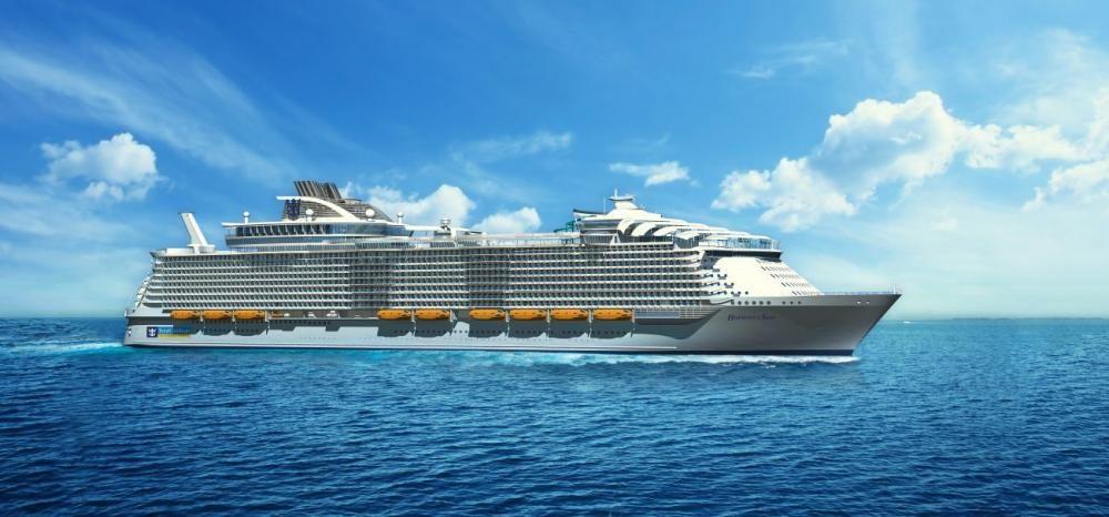 Du nouveau sur l'Harmony of the Seas