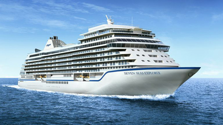 Un nouveau navire pour Regent