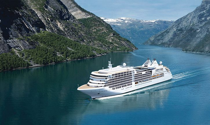 Nouveau navire de luxe pour Silversea